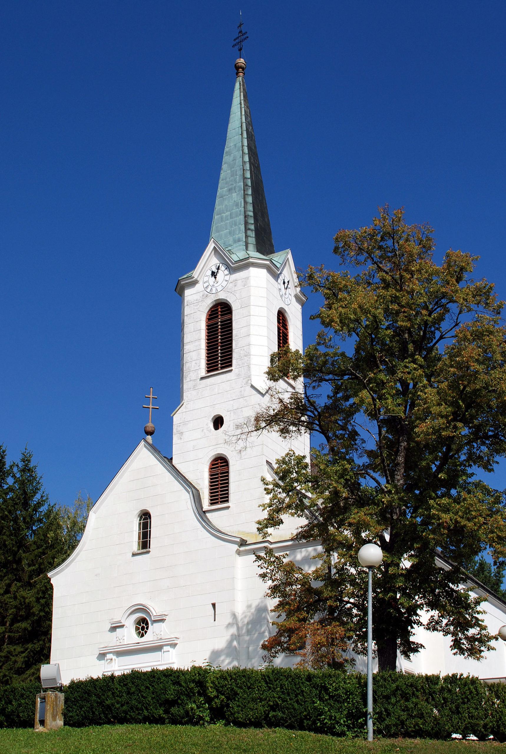 Pfarrkirche Sigleß